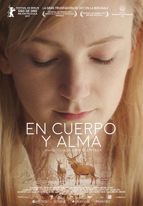Imatge del cartell de la pel·lícula En cuerpo y alma