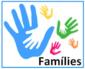 Logotip del cen tre d'interès Famílies
