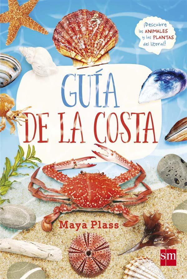 Portada del llibre infantil Guía de la costa de Maya Plas