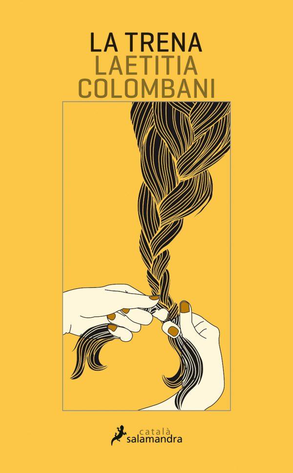 Portada del llibre La trena de Laetitia Colombani