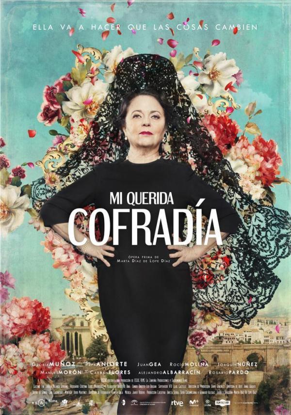 Imatge del cartell de la pel·lícula Mi querida cofradía
