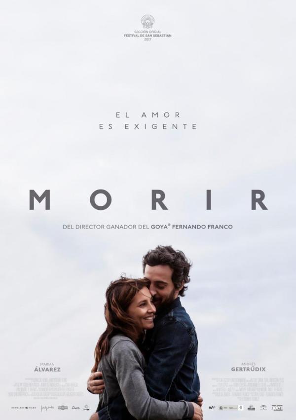 Imatge del cartell de la pel·lícula Morir
