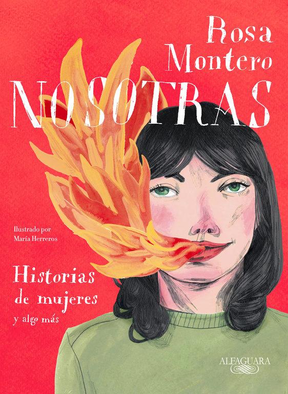 Portada del llibre Nosotras de Rosa Montero