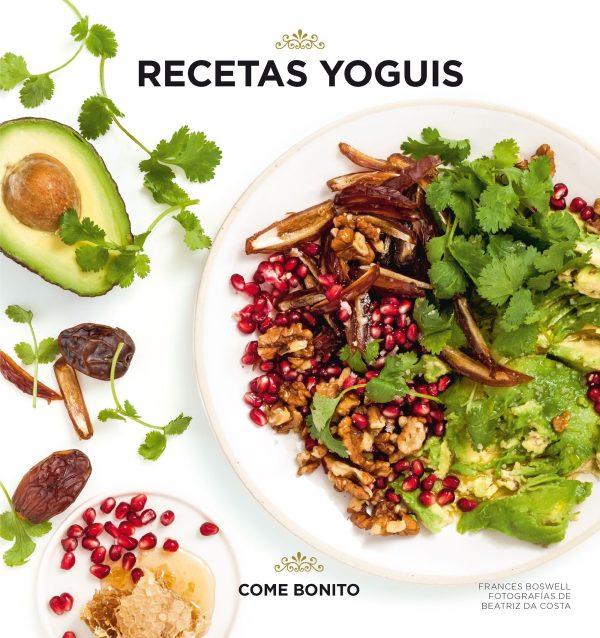 Portada del llibre Recetas yoguis