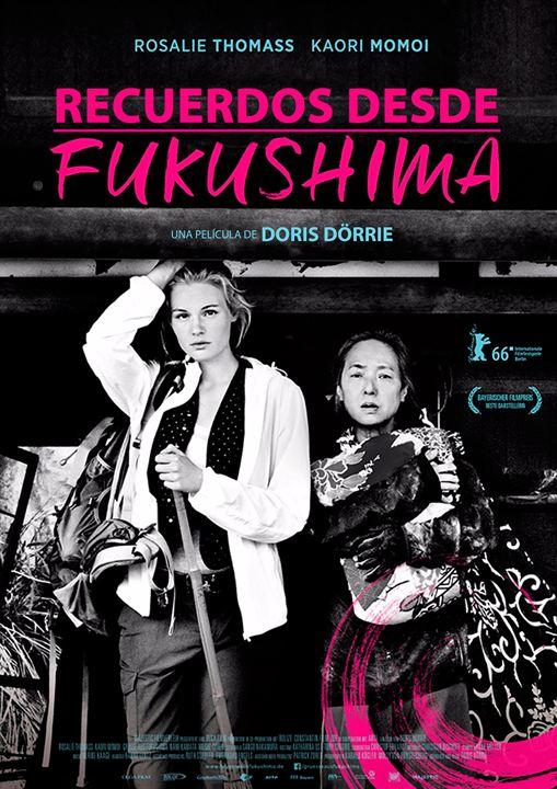 Imatge del cartell de la pel·lícula Recuerdos desde Fukushima