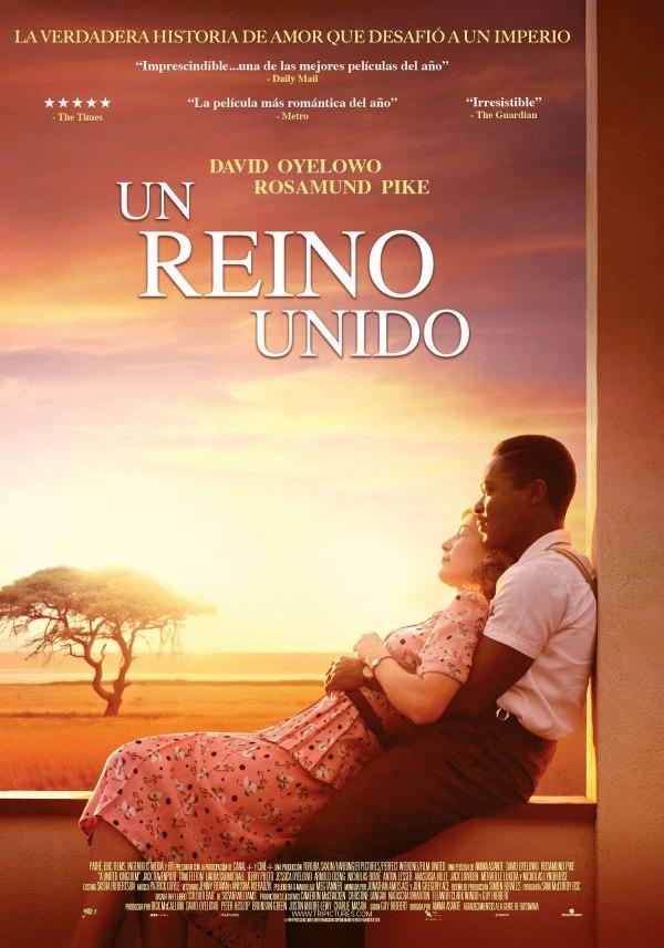 Imatge del cartell de la pel·lícula El reino unido
