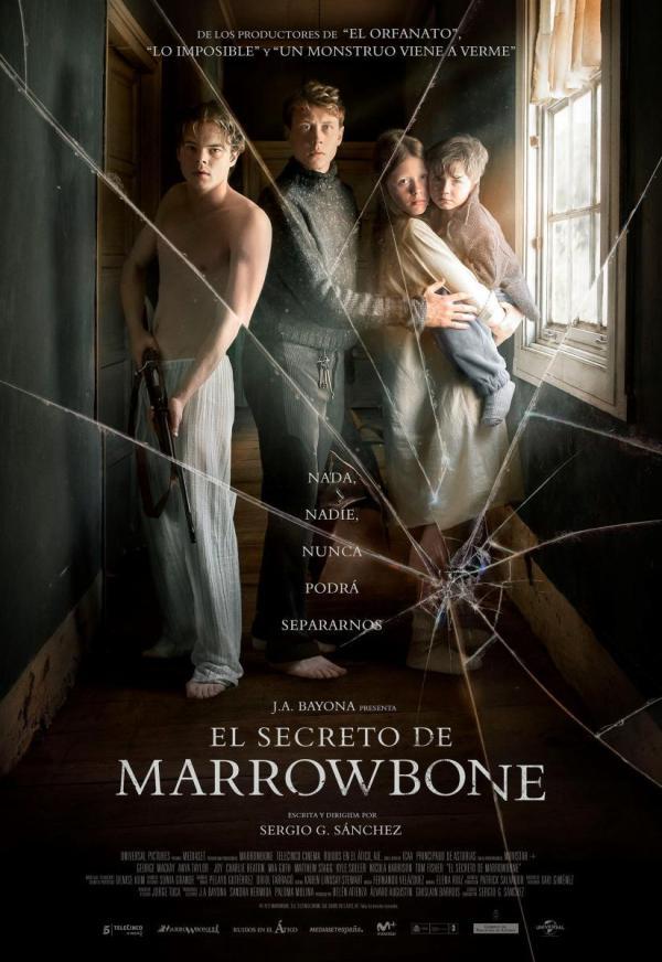 Imatge del cartell de la pel·lícula El secreto de Marrowbone