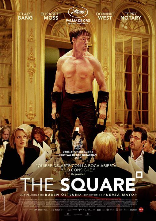 Imatge del cartell de la pel·lícula The Square
