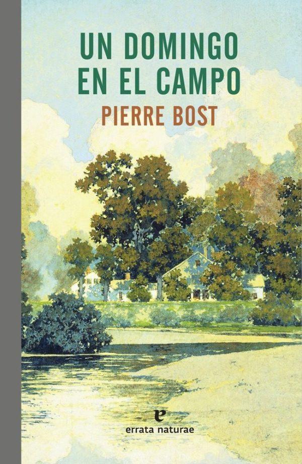 Portada del llibre Un domingo en el campo de Pierre Bost