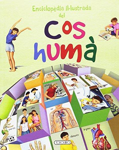 Portada del llibre infantil Enciclopèdia il·lustrada del Cos humà