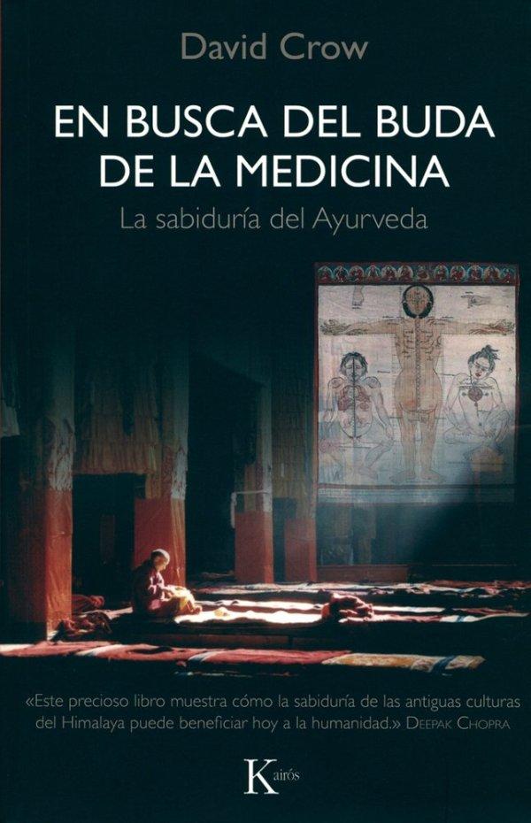 Portada del llibre En busca del Buda de la medicina de David Crow