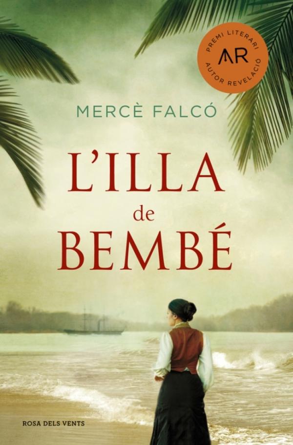 Imatge de la portada de la novel·la L'illa de Bembé de Mercè Falcó