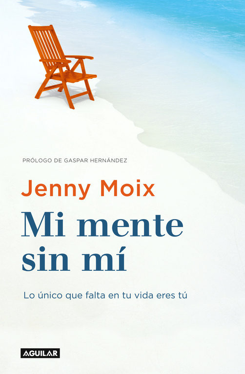 Portada del llibre Mi mente sin mí de Jenny Moix