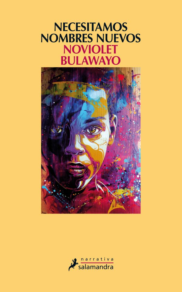 Imatge de la portada de la novel·la Necesitamos nombres nuevos de Noviolet Bulawayo