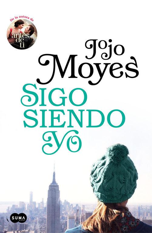 Imatge de la portada de la novel·la Sigo siendo yo de Jojo Moyes