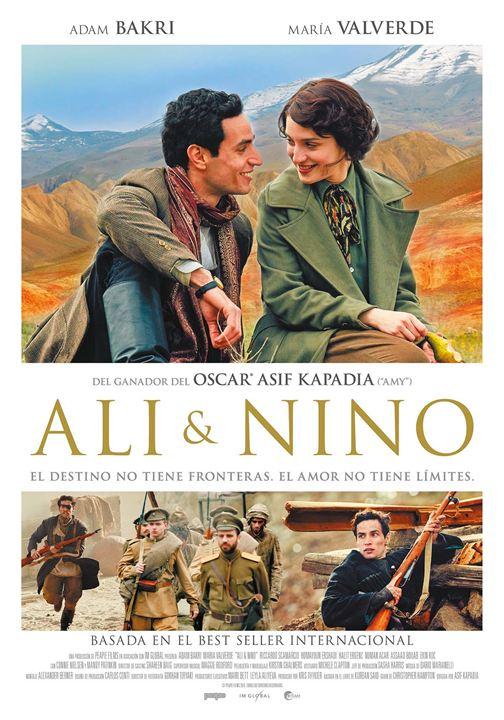Portada del DVD de la pel·lícula Ali and Nino