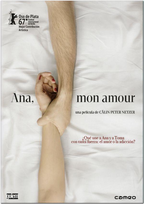 Portada del DVD de la pel·lícula Ana, mon amour