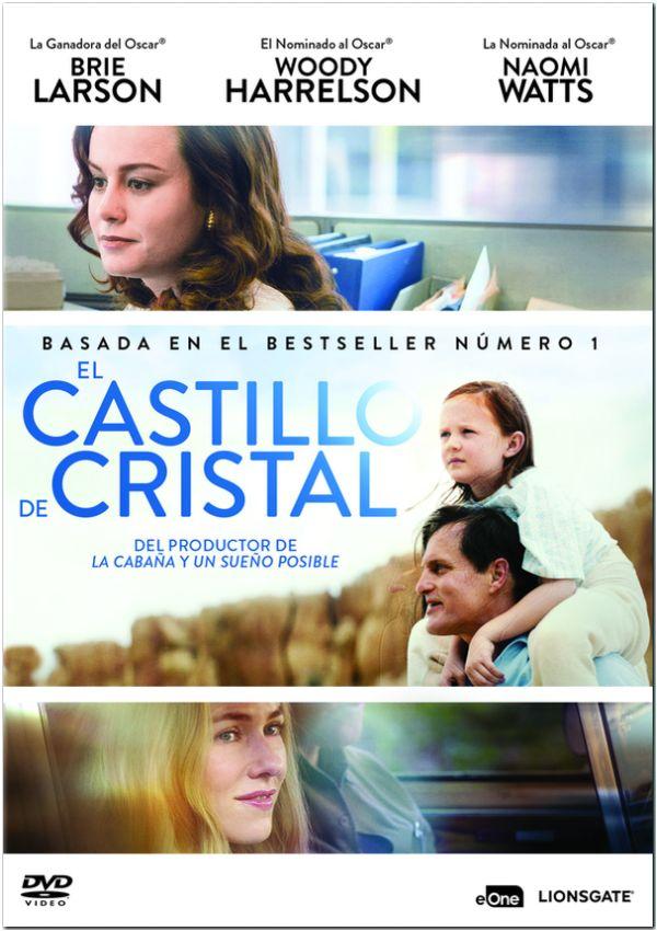 Portada del DVD de la pel·lícula El castillo de cristal