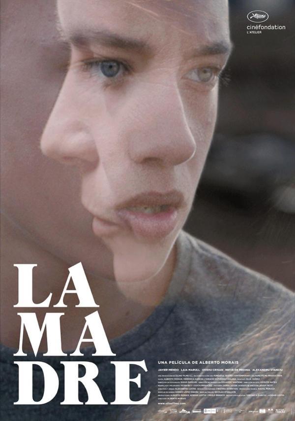 Portada del DVD de la pel·lícula La madre