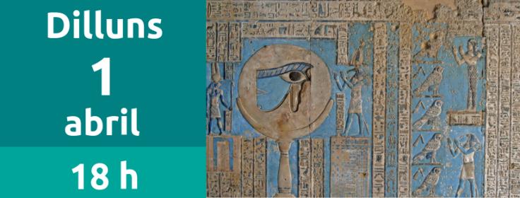 01 d'abril Curs d'Egipte