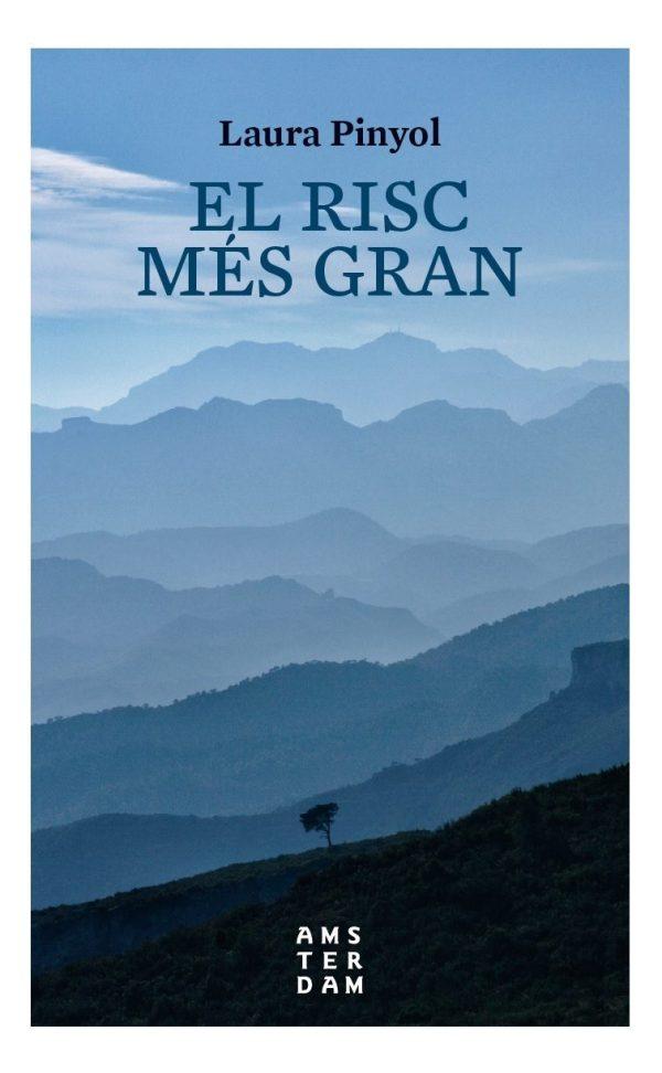 Portada de la novel·la El risc més gran de Laura Pinyol