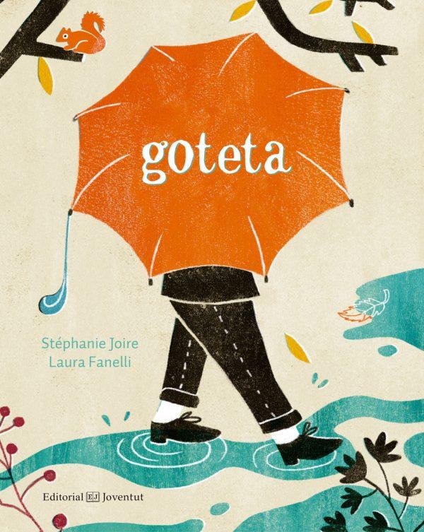 Portada del llibre infantil Goteta d'Stéphanie Joire