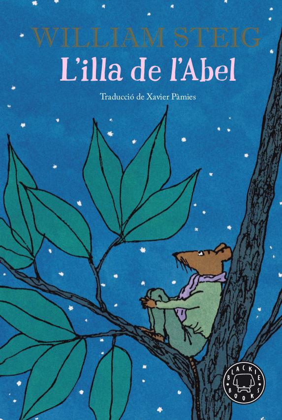 Portada del llibre infantil L'illa de l'Abel de William Steig