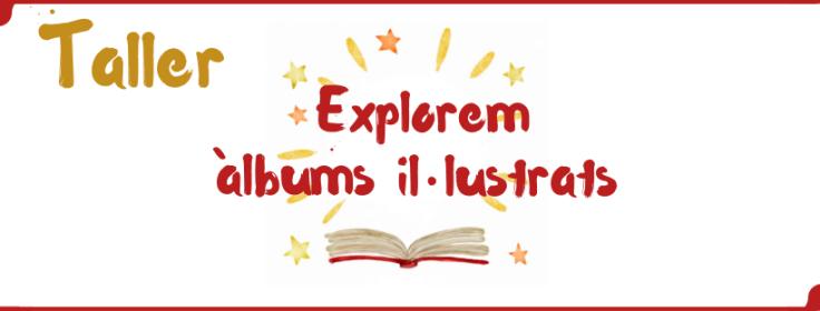 Il·lustració amb el nom de l'activitat i llibre