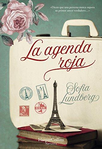 Portada de la novel·la La agenda roja de Sofia Lundberg