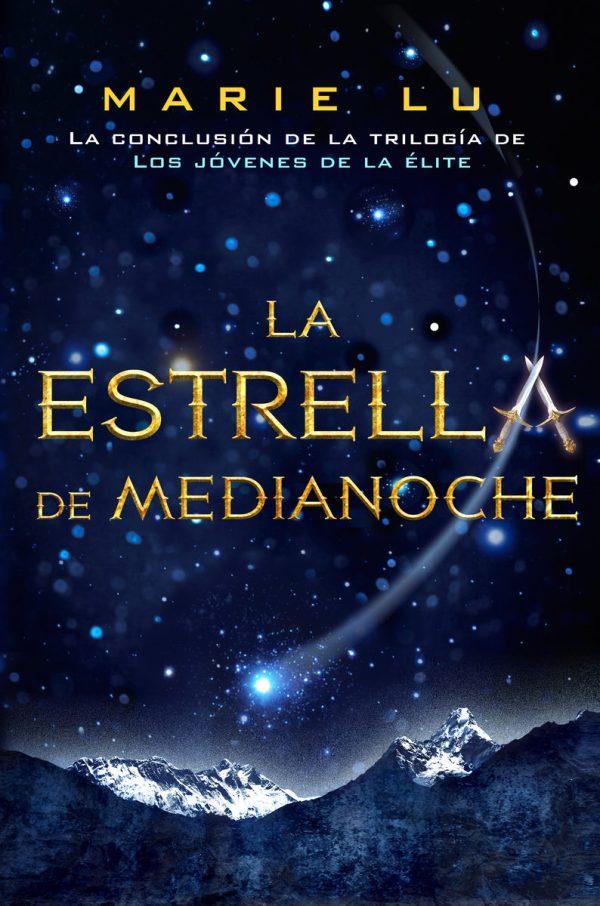 Portada de la novel·la La estrella de medianoche de Marie Lu