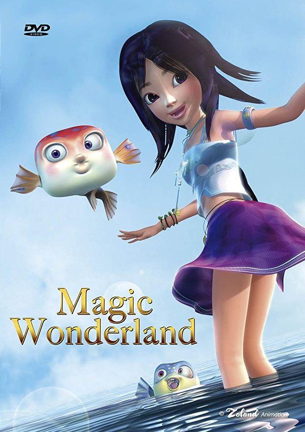 Imatge del cartell de la pel·lícula Magic Wonderland