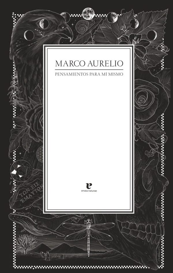 Portada del llibre Marco Aurelio, Pensamiento para mi mismo