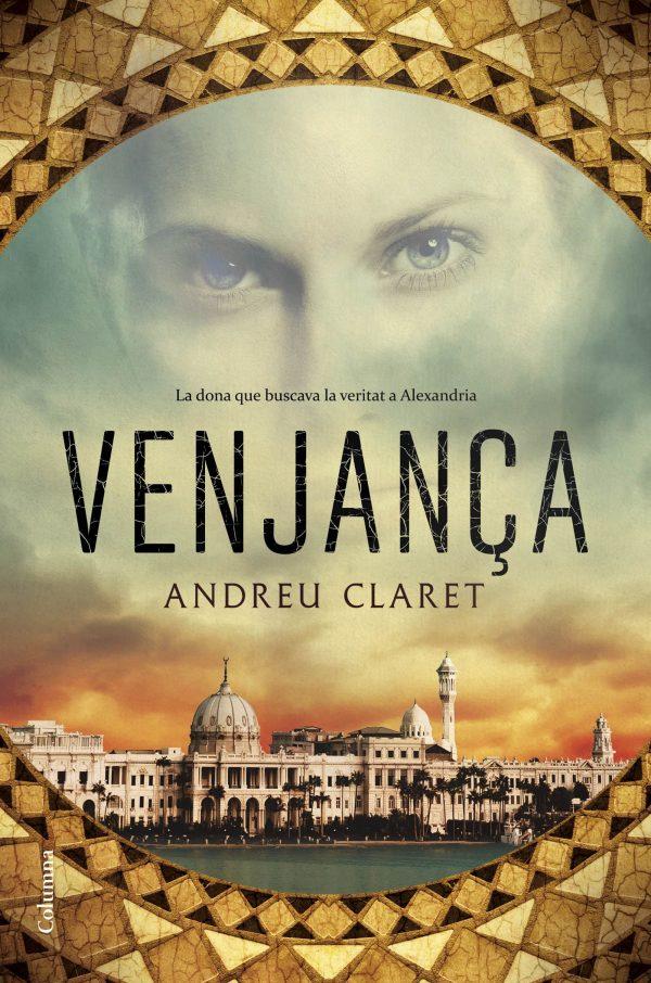 Portada de la novel·la Venjança d'Andreu Claret