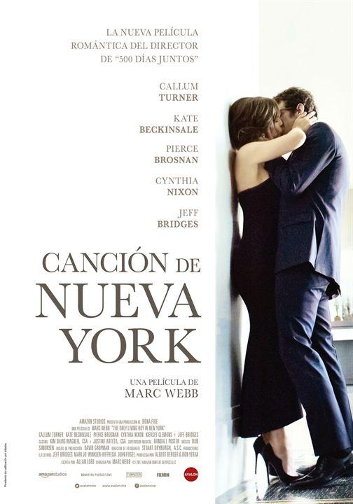 Imatge del cartell de la pel·lícula Canción de Nueva York
