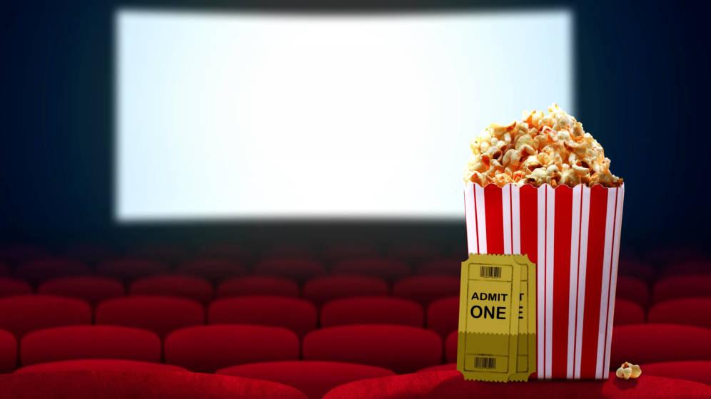 Imatge d'una sala de cinema