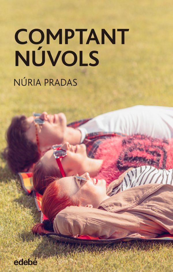 Portada de la novel·la Comptant núvols de Núria Pradas