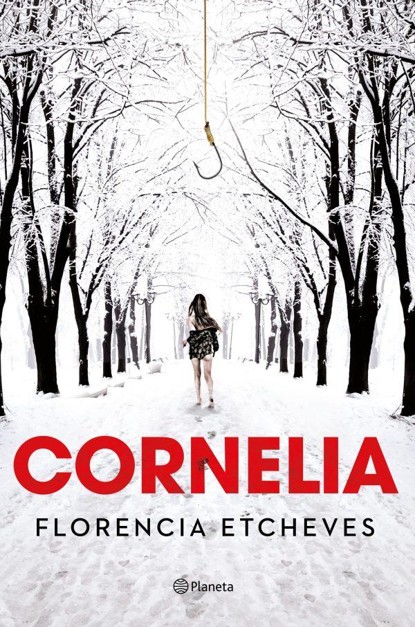 Portada de la novel·la Cornelia de Florencia Etcheves