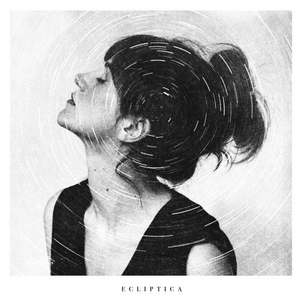 Portada del CD Eclíptica de María Rodés