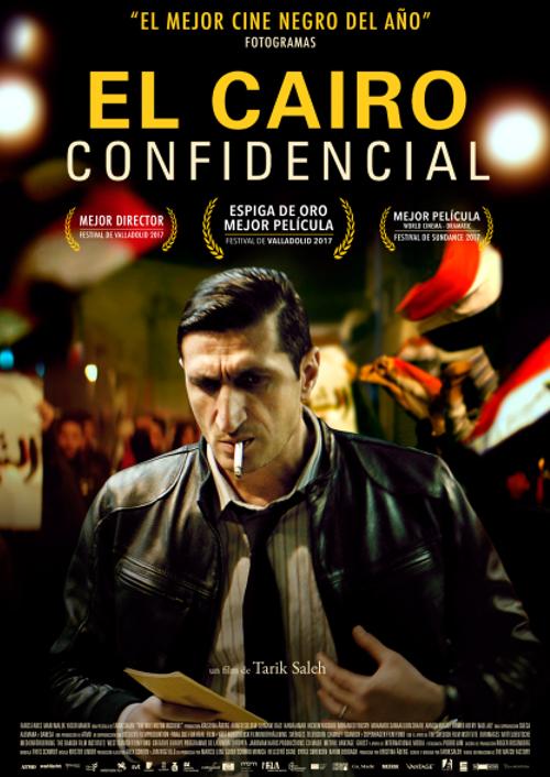 Imatge del cartell de la pel·lícula El Cairo confidencial