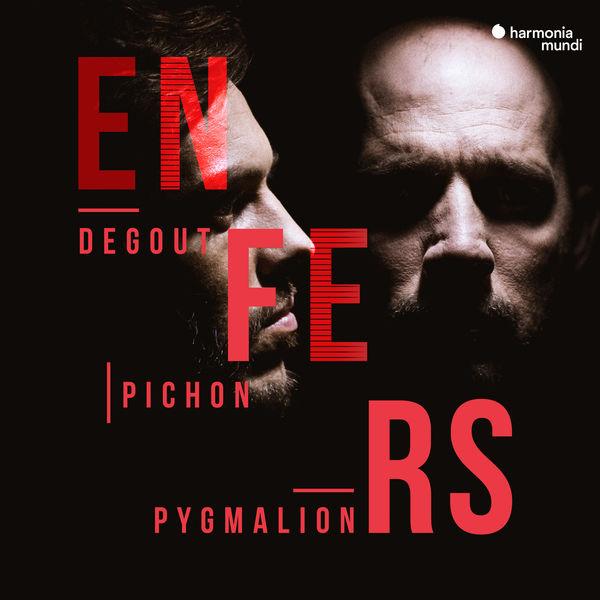 Portada del CD Enfers famous operas scenes de Jean Phillippe Rameau