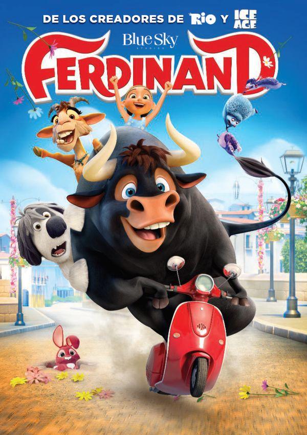 Imatge del cartell de la pel·lícula Ferdinand