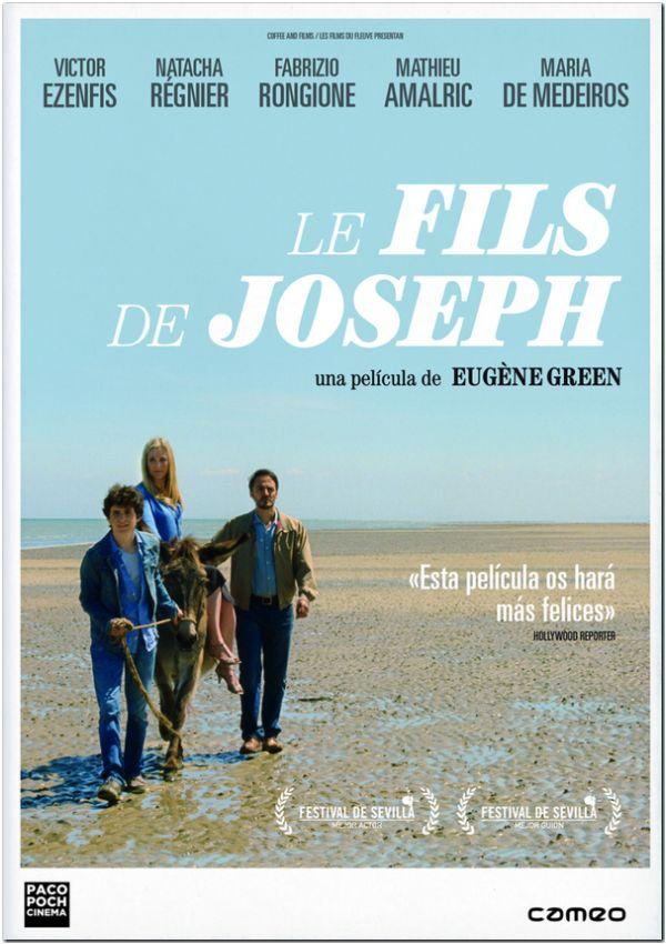 Imatge del cartell de la pel·lícula Le fils de Joseph