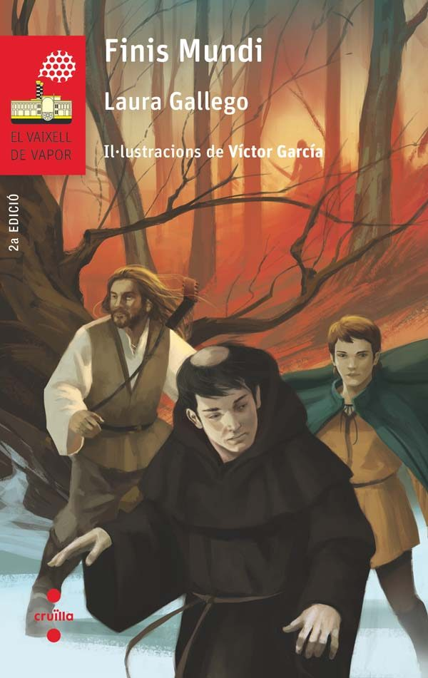 Portada de la novel·la Finis Mundi de Laura Gallego