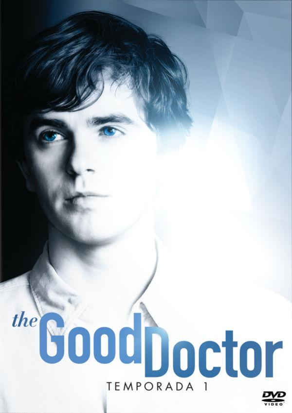 Imatge del cartell de la sèrie The good doctor