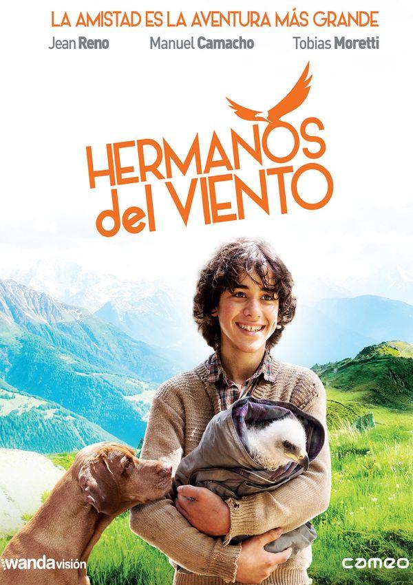 Imatge del cartell de la pel·lícula Hermanos del viento