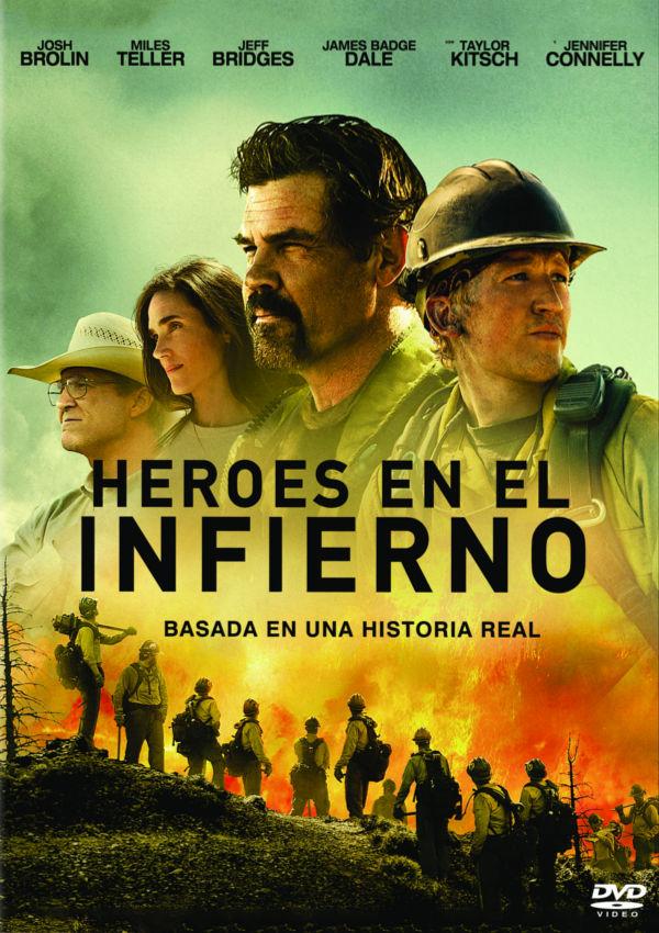 Imatge del cartell de la pel·lícula Heroes en el infierno