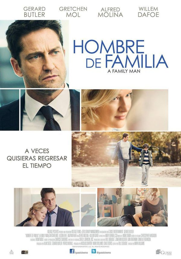 Imatge del cartell de la pel·lícula Hombre de familia