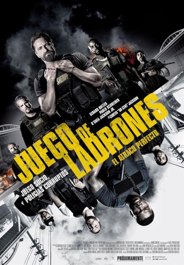 Imatge del cartell de la pel·lícula Juego de ladrones