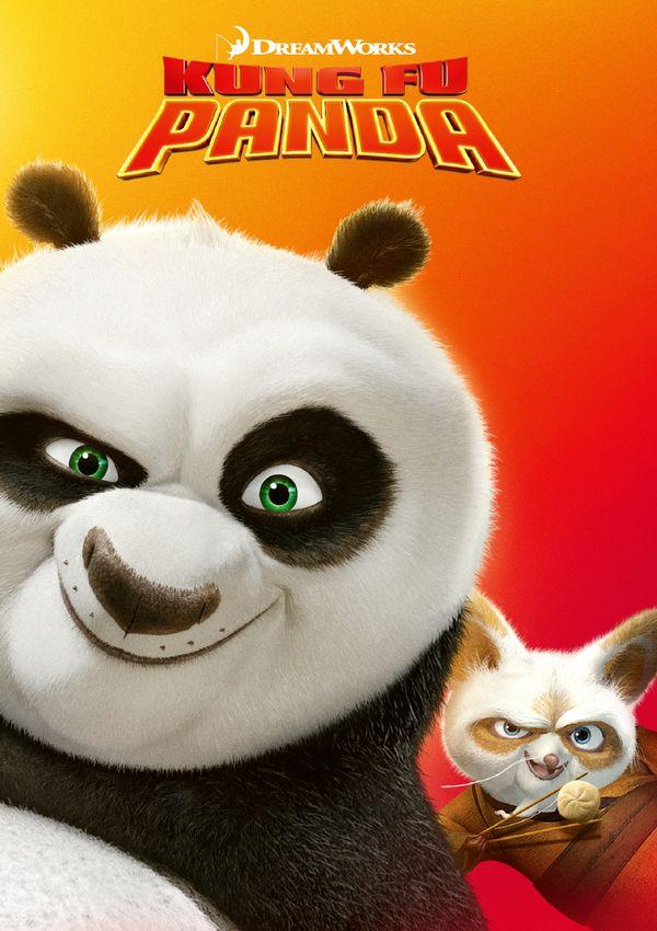 Imatge del cartell de la pel·lícula Kung Fu Panda