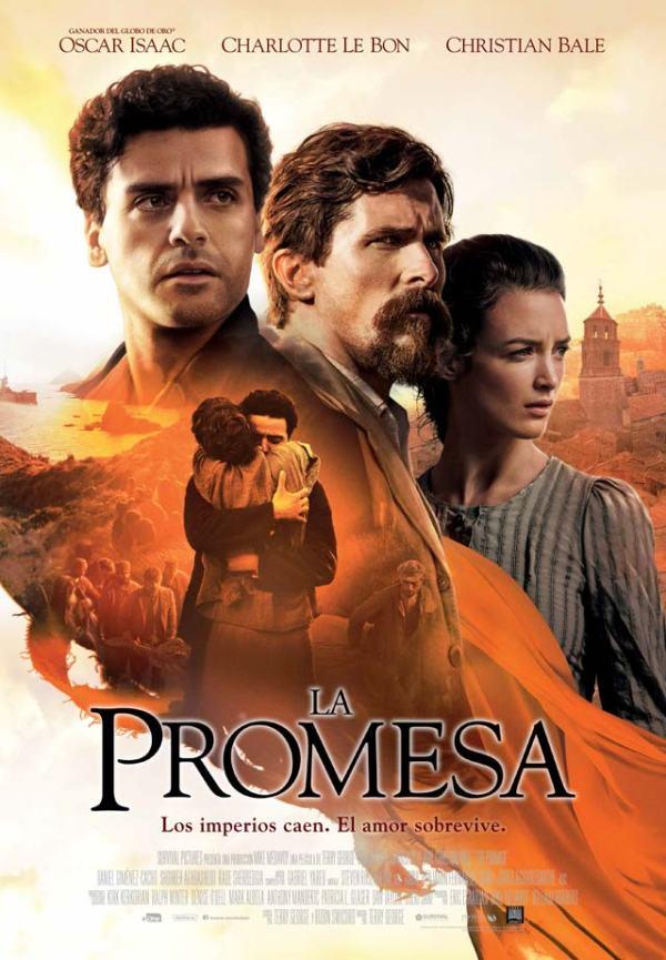 Imatge del cartell de la pel·lícula La promesa